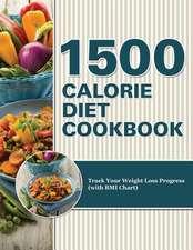 1500 Calorie Diet Cookbook Diet