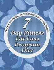 7 Day Fitness Fat Loss Program Diet