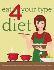 Eat 4 Your Type Diet