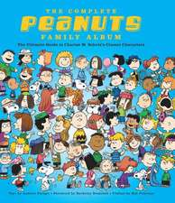 Complete Peanuts Character Encyclopedia