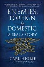 Enemies, Foreign and Domestic: A Seal's Story