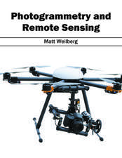 Photogrammetry and Remote Sensing