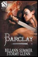 Barclay [Battle Bunnies 4] (Siren Publishing Menage Everlasting Manlove)