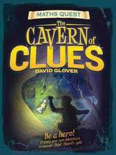 Cavern of Clues:  Be a Hero! Create Your Own Adventure to Uncover Black Beard's Gold