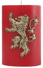 Insight Editions: Game of Thrones House Lannister Sculpted I