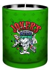 Joker Glass Votive Candle