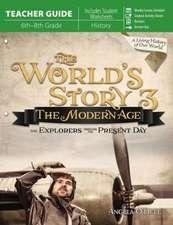 World's Story 3 (Teacher Guide)