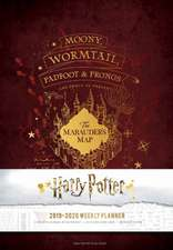 Insight Editions: Harry Potter 2019-2020 Weekly Planner