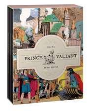 Prince Valiant Vols. 1-3 Gift Box Set