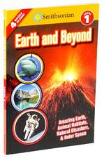 Smithsonian Readers Earth and Beyond Level 1