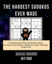 The Hardest Sudokos Ever Made #8