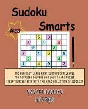 Sudoku Smarts #23