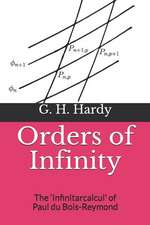 Orders of Infinity: The