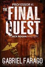 Professor K: The Final Quest