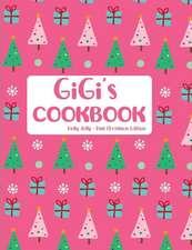 GiGi's Cookbook Holly Jolly Pink Christmas Edition