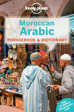 Moroccan Arabic Phrasebook & Dictionary:  Thinking Differently about Business