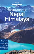 Lonely Planet Trekking in the Nepal Himalaya:  Thinking Differently about Business