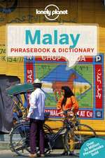 Lonely Planet Malay Phrasebook & Dictionary:  Thinking Differently about Business