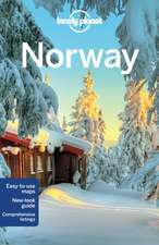 Lonely Planet Norway:  Top Sights, Local Life, Made Easy [With Map]