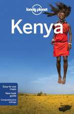 Lonely Planet Kenya:  Chile & Easter Island