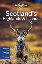 Lonely Planet Scotland's Highlands & Islands:  A Visual Guide to Travel and the World