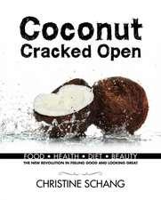 Coconut Cracked Open