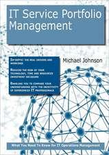 It Service Portfolio Management