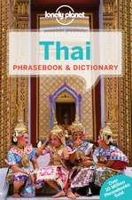 Lonely Planet Thai Phrasebook & Dictionary:  How They Were Made & Why They Are Amazing