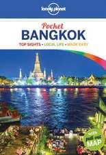 Lonely Planet Pocket Bangkok:  Western Europe