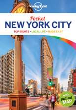 Lonely Planet Pocket New York City:  Experience the World at Its Breathtaking Best