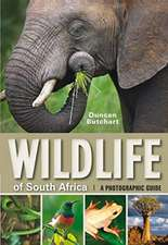 Wildlife of South Africa