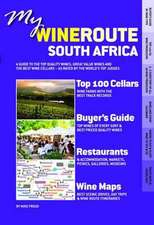 South Africa My Wineroute - Estates, Wines, Maps