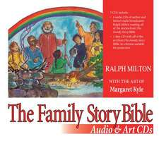The Family Story Bible Audio & Art CDs: 8 Disk Set