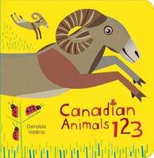 Canadian Animals 123