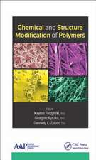 Chemical and Structure Modification of Polymers