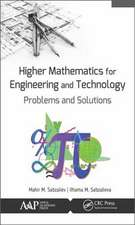 Higher Mathematics for Engineering and Technology