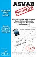 ASVAB Test Strategy