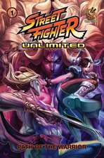 Street Fighter Unlimited Vol.1