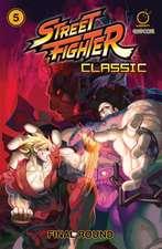 Street Fighter Classic Volume 5: Final Round