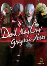 Capcom: Devil May Cry 3142 Graphic Arts Hardcover