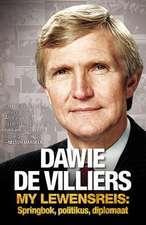 Dawie de Villiers - My Lewensreis