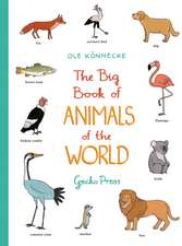 The Big Book of Animals of the World