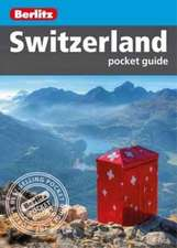 Berlitz Pocket Guide Switzerland (Travel Guide)