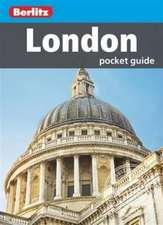 Berlitz Pocket Guide London
