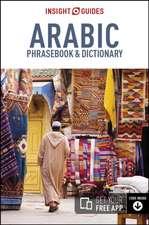 Insight Guides Phrasebooks: Arabic