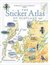 The Sticker Atlas of Scotland