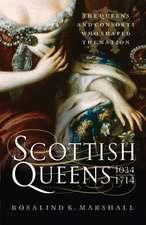 Scottish Queens, 1034-1714