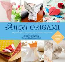 Angel Origami