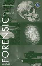 FBI Handbook of Forensic Science