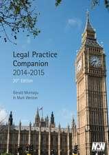 Legal Practice Companion 2014/15